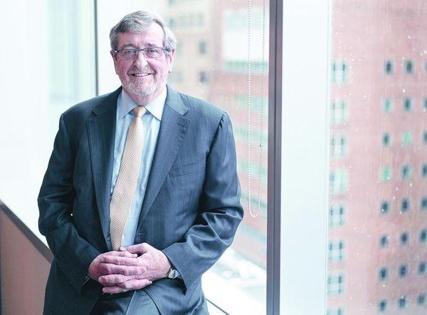 Michael Dowling, head of Northwell Health on Long