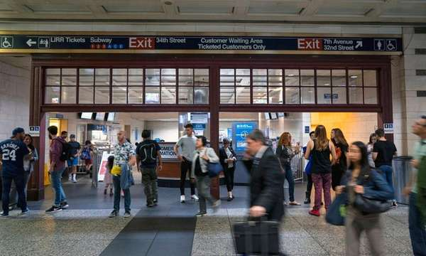 Penn Station commuters say the LIRR operated well