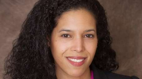 Danielle Oglesby of Glen Head has been hired