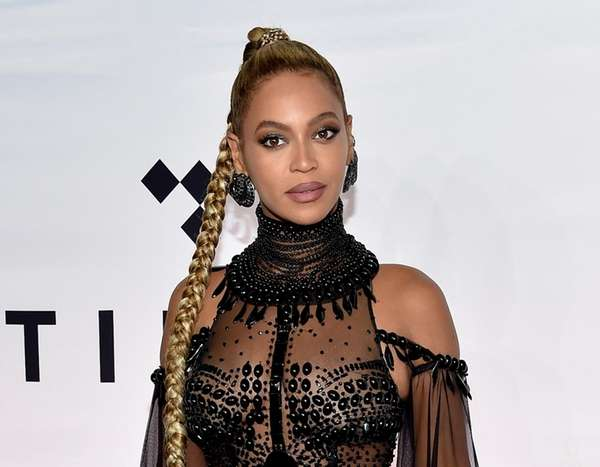 Superstar Beyoncé, who attended the Made in America