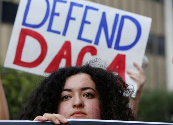 Trump ends DACA, but gives Congress window to save it