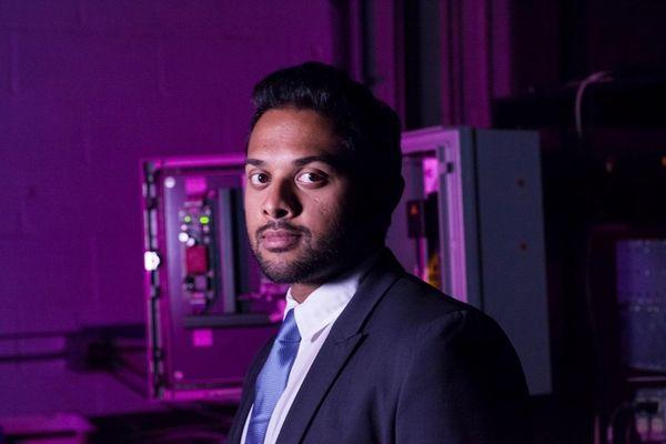 Saagar Govil, chief executive of Cemtrex Inc., on