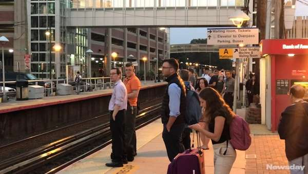 The Long Island Rail Road reported no major