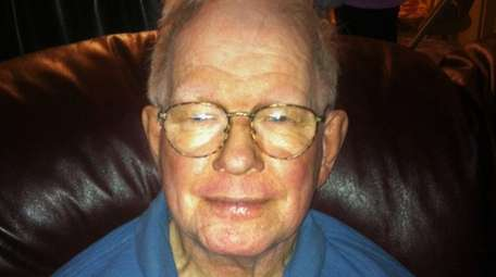 Peter Petersen, a Lynbrook resident who retired from
