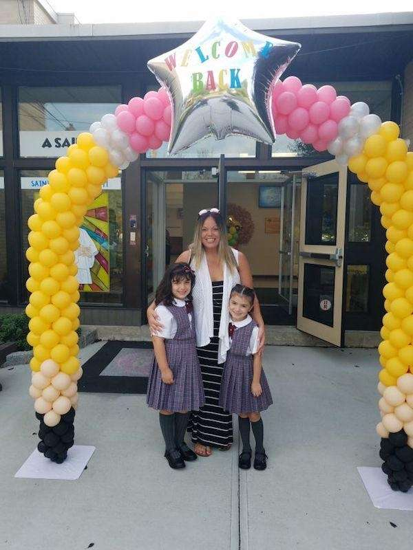 St. William the Abbot in Seaford first day