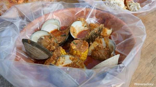 Seafood arrives Louisiana-style at Ben's Crab in Oceanside,