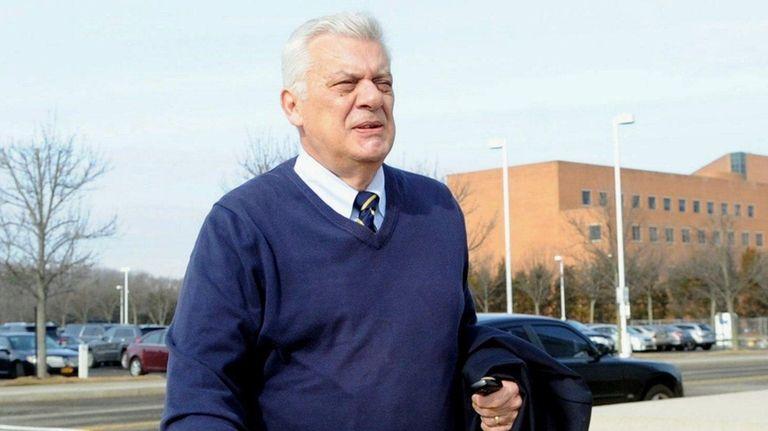 Former Town of Oyster Bay Supervisor John Venditto