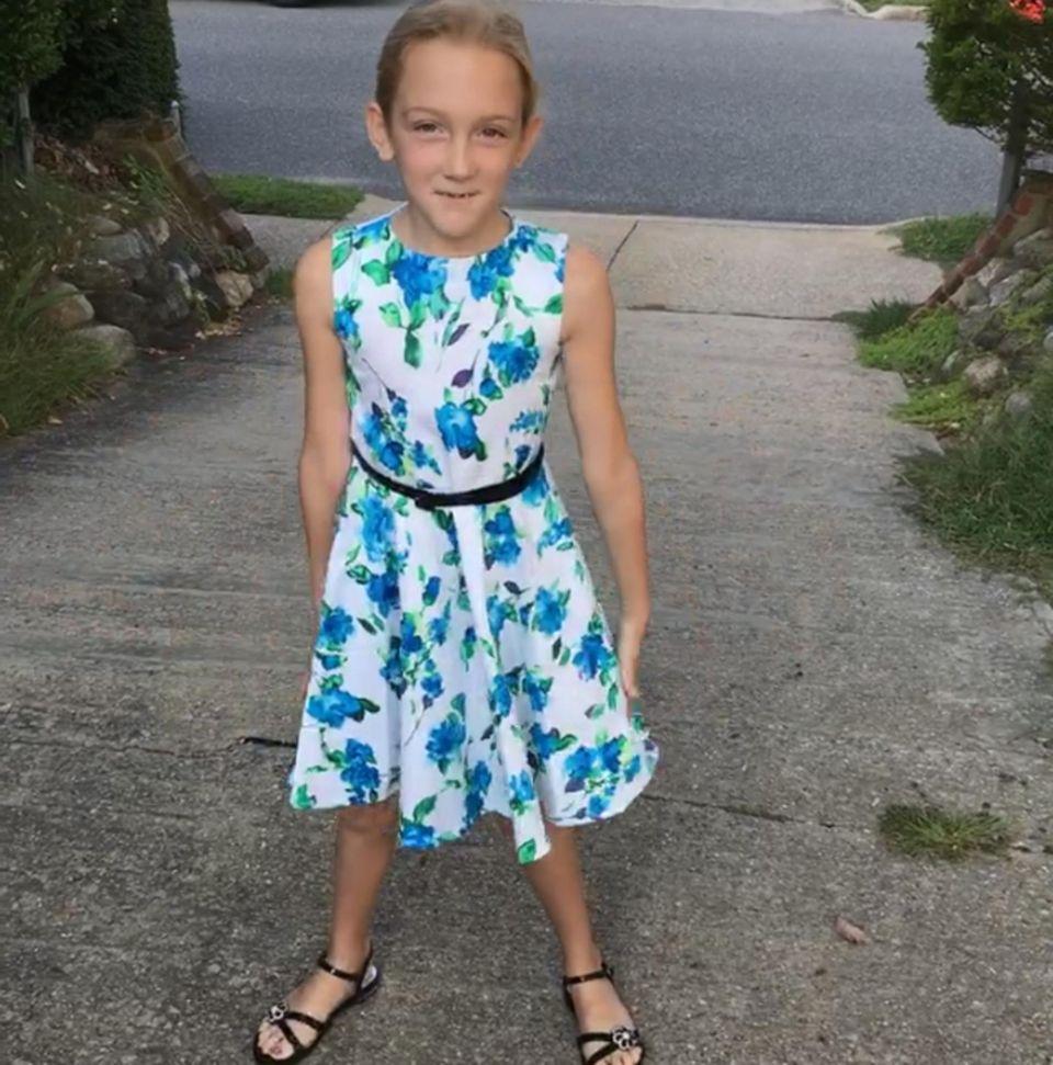 Kate Gebhardt of Glen Cove returns to Gribbin