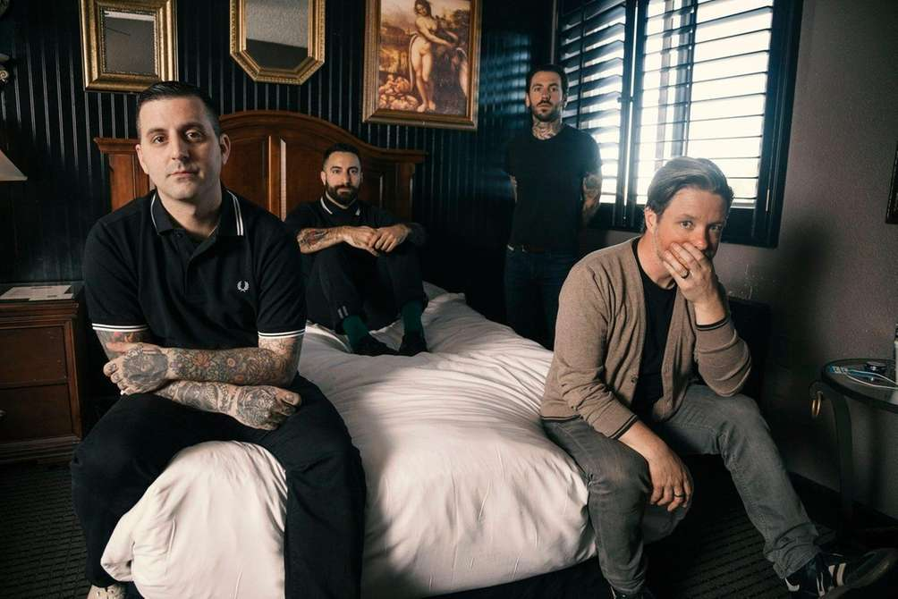 Band: Bayside, formed in 2000 Members: Anthony Raneri