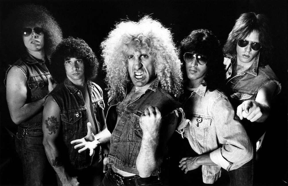 Band: Twisted Sister, formed in 1972 Members: The