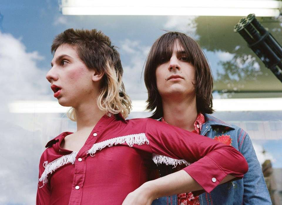 Band: The Lemon Twigs, formed in 2015 Members: