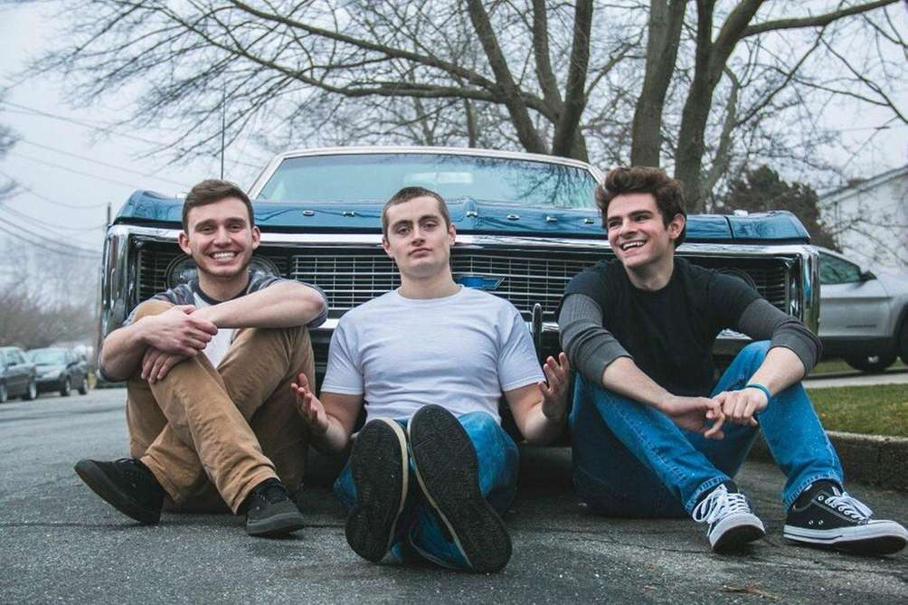 Band: Amboy, formed in 2015 Members: Chris Moraitis,