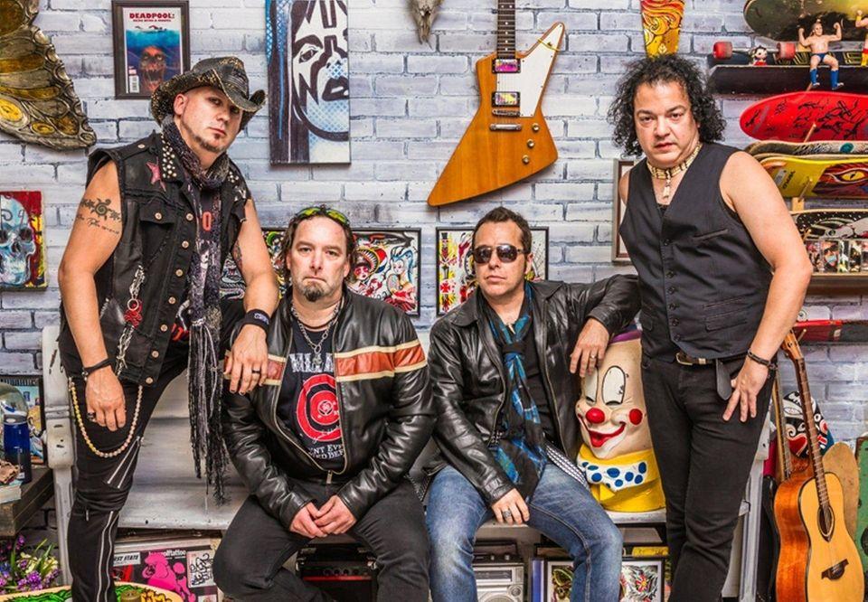 Band: Streetlight Circus, formed in 2012 Members: David