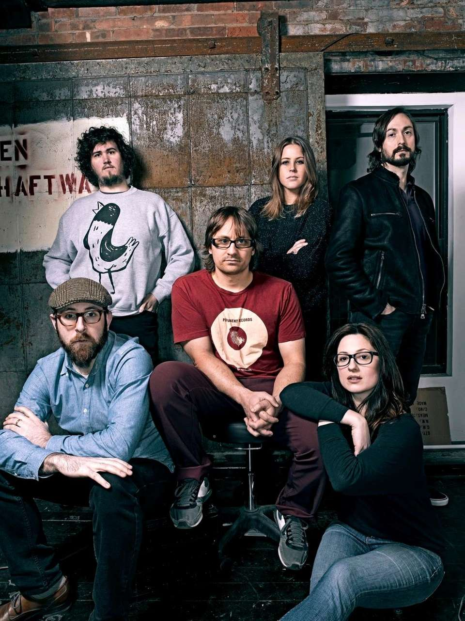 Band: Wheatus, formed in 1995 Members: Brendan B.