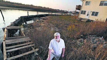 Lindenhurst Village officials are seeking federal Sandy funds