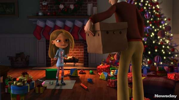 """Mariah Carey's direct-to-video animated movie """"All I Want"""