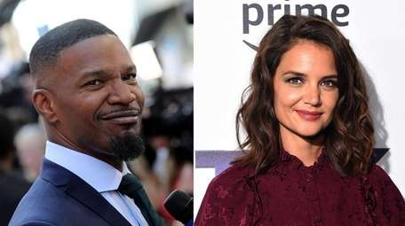 Jamie Foxx and Katie Holmes are said to