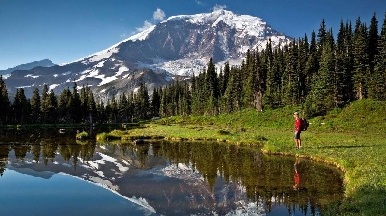 Exploring The Pacific Northwest Mountains The Height Of
