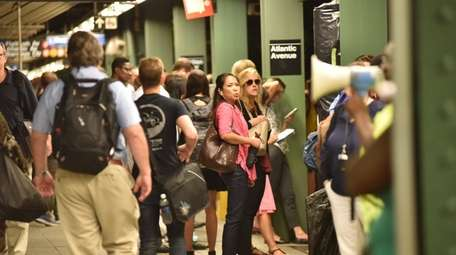 LIRR riders tackle day two of the