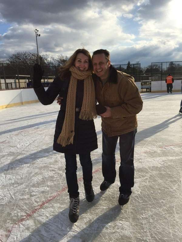 Jennifer and John Lio of Wantagh met in
