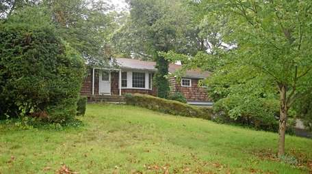 This Long Hill Road home in Smithtown will