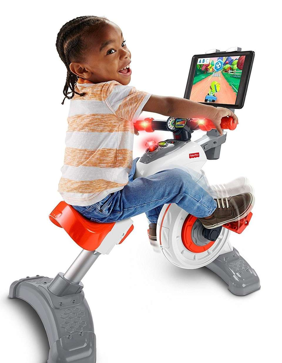 The Fisher-Price Think & Learn Smart Cycle Toy,