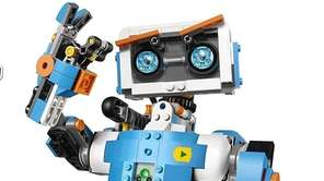 Build and code the ultimate 847-piece robot using