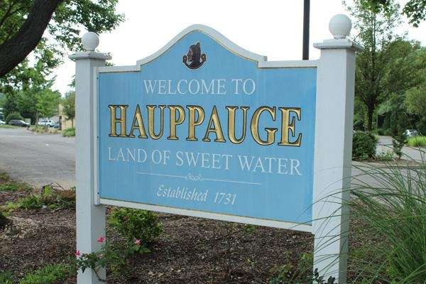 Hauppauge's name comes from its native residents. The