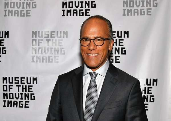 NBC Nightly News anchor Lester Holt's son, Stefan