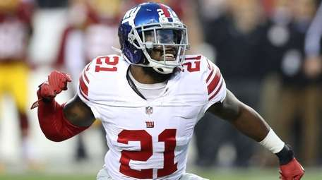 Strong safety Landon Collins of the New York