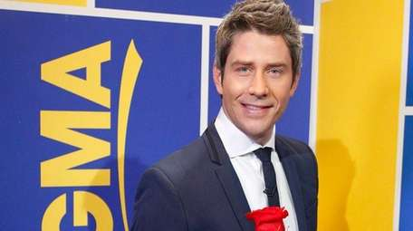 Arie Luyendyk Jr. was announced as the new