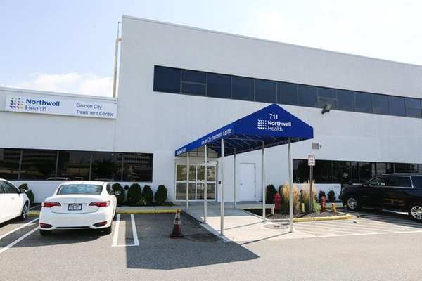 The new Northwell Health Garden City Treatment Center