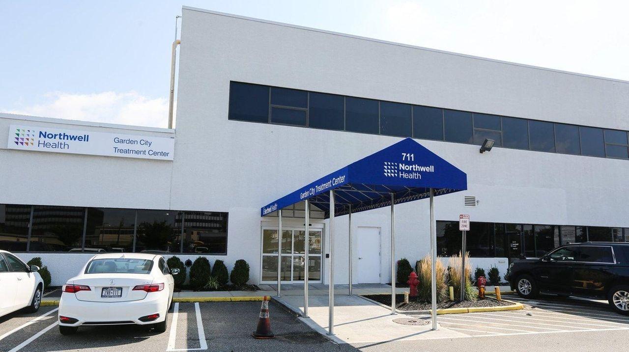 Nassau Officials Show Off New Garden City Drug Treatment Center Newsday