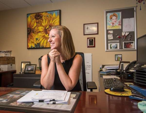 Jessica Moller, an employment lawyer and a partner