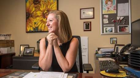 Jessica Moller, an employment lawyer and a partner