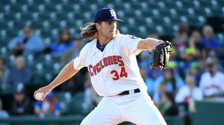 Noah Syndergaard threw 36 pitches in a rehab