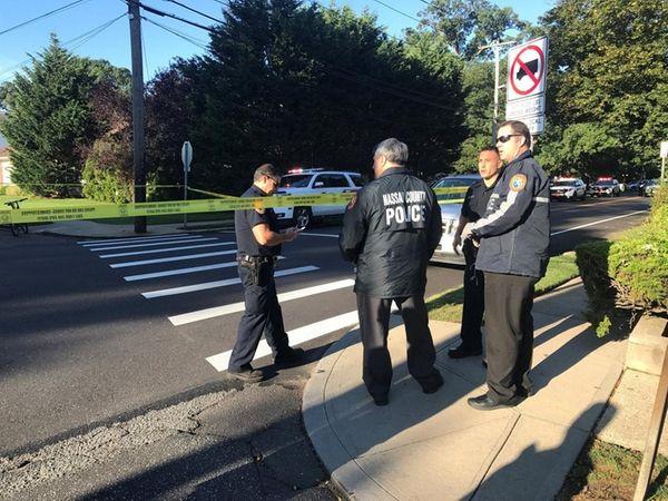 A freshman at Oceanside High School was struck