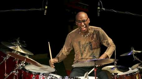 The World of Oz, featuring drummer Omar Hakim,