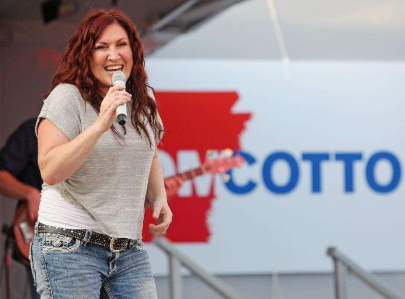 Country singer Jo Dee Messina, 47, whose hits