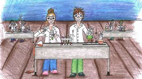 Science clubs are great for learning to do