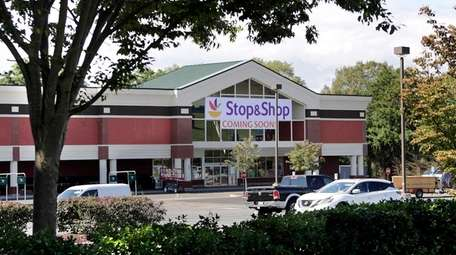 A new Stop & Shop store is in