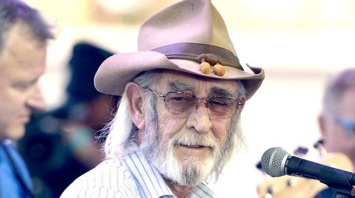 Don Williams performs onstage during 2013 Stagecoach: California's