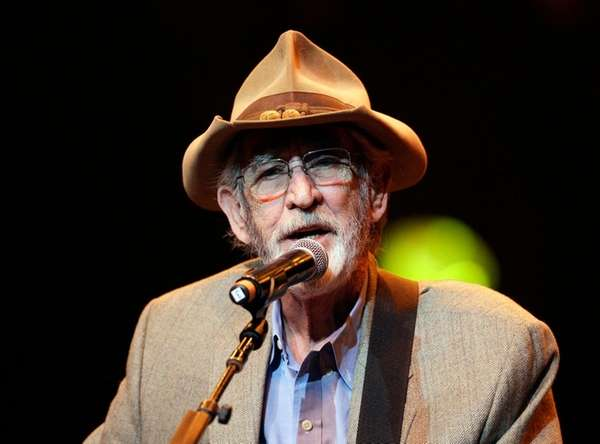 Don Williams in Nashville in April 2012. The