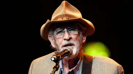 Don Williams in Nashville in April 2012. The
