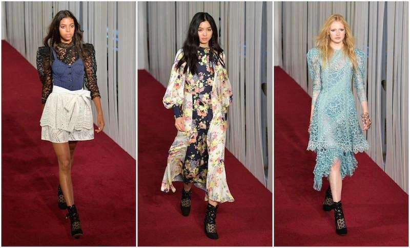 Jill Stuart celebrated her 25th anniversary in the
