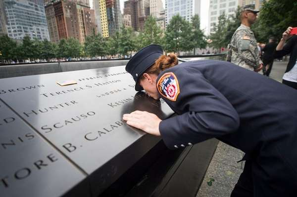 NYC firefighter Josephine Smith of Shirley remembers her