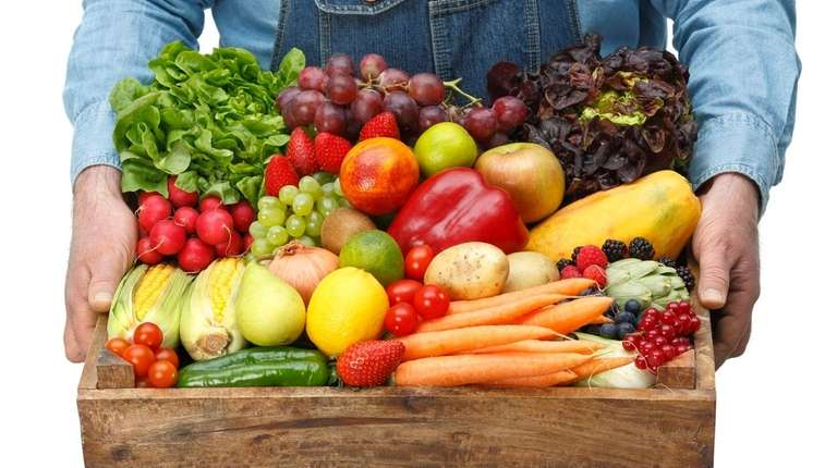 Fruits and vegetables are key ingredients of what