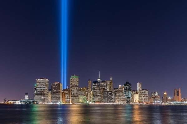 Today Marks The 16th Anniversary of 9/11