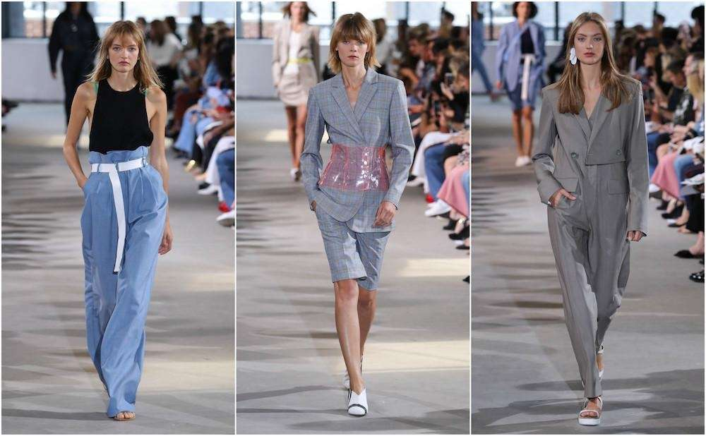 In honor of Tibi's 20th anniversary, founder Amy