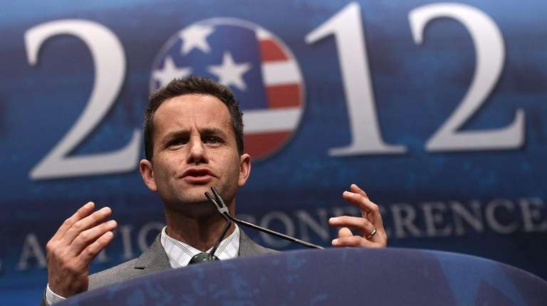 Actor Kirk Cameron, above in Washington, D.C., in